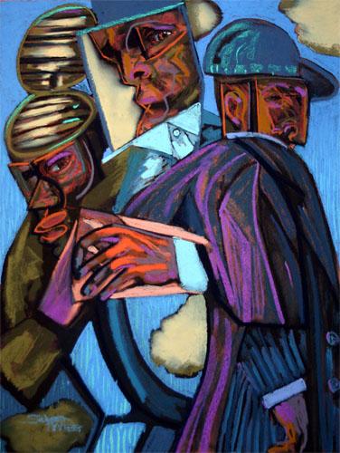 Reflection Of Companionship