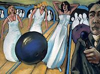 Debutant Bowling