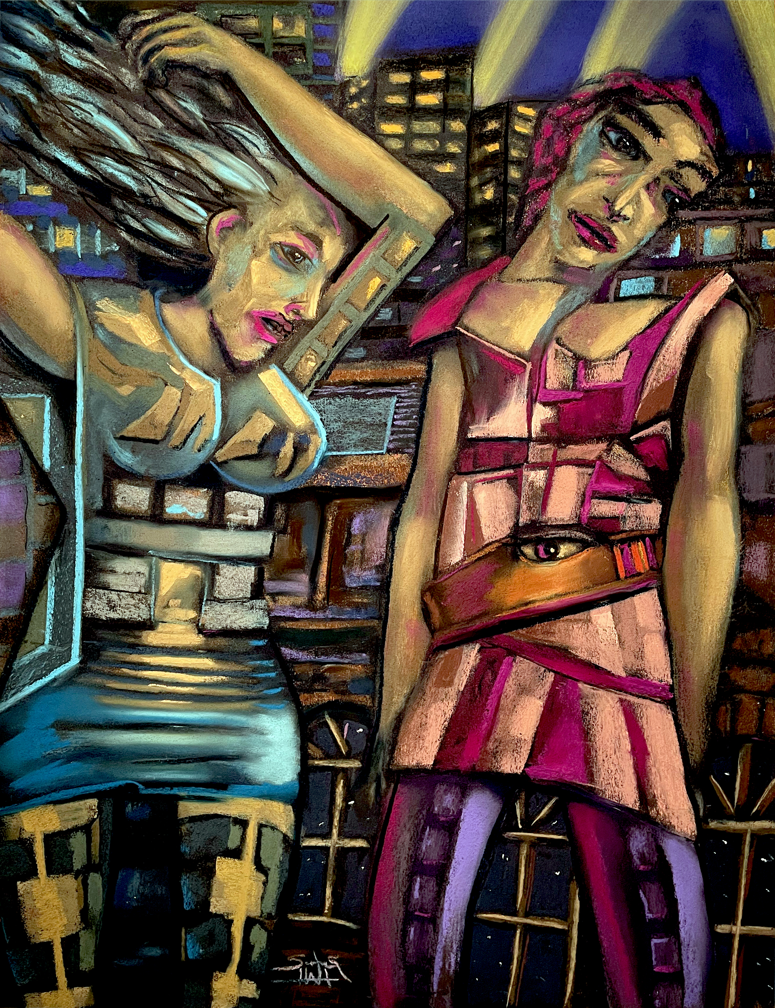 Urbane Goddesses
