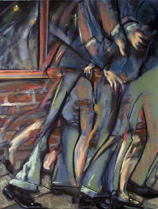 City Stroll - price - contact the artists - ric@schmitt-hall-studios.com for list