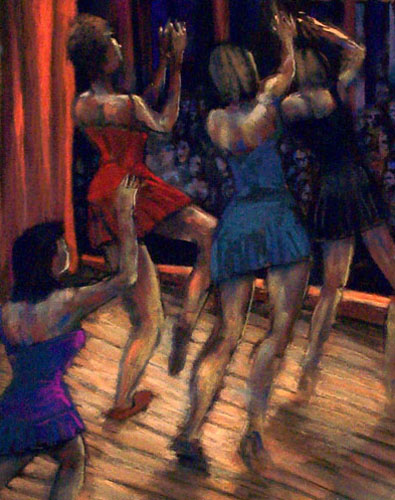 Dancers Thrill