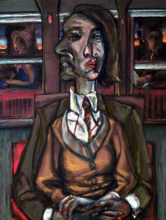 English Tweed - price - contact the artists - ric@schmitt-hall-studios.com for list