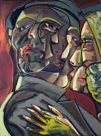 Last Kiss - price - contact the artists - ric@schmitt-hall-studios.com for list