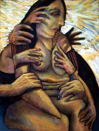 Queen Ida - price - contact the artists - ric@schmitt-hall-studios.com for list