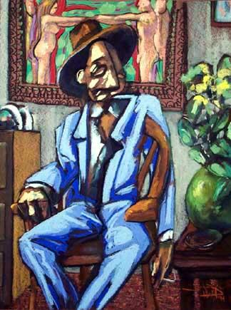 Steinbeck - price - contact the artists - ric@schmitt-hall-studios.com for list