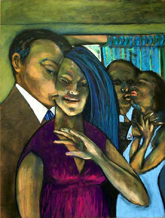 The  Engagement - price - contact the artists - ric@schmitt-hall-studios.com for list