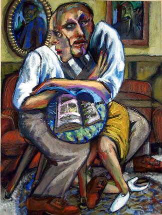 The Good Book - price - contact the artists - ric@schmitt-hall-studios.com for list