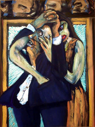 The Pickpocket - price - contact the artists - ric@schmitt-hall-studios.com for list