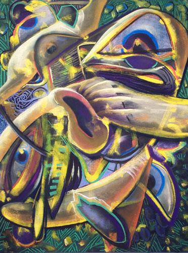 Trumpeting Life