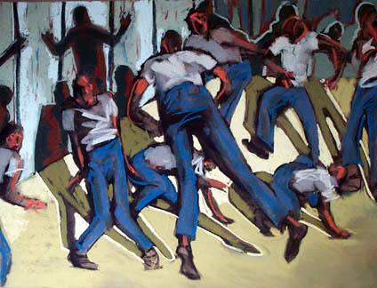 Uniform Cotillion - price - contact the artists - ric@schmitt-hall-studios.com for list