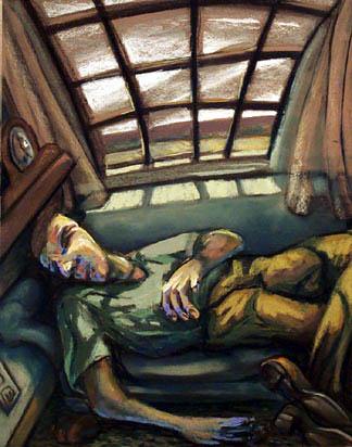 Wyeth Winds - price - contact the artists - ric@schmitt-hall-studios.com for list