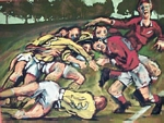 Goal Line Defense